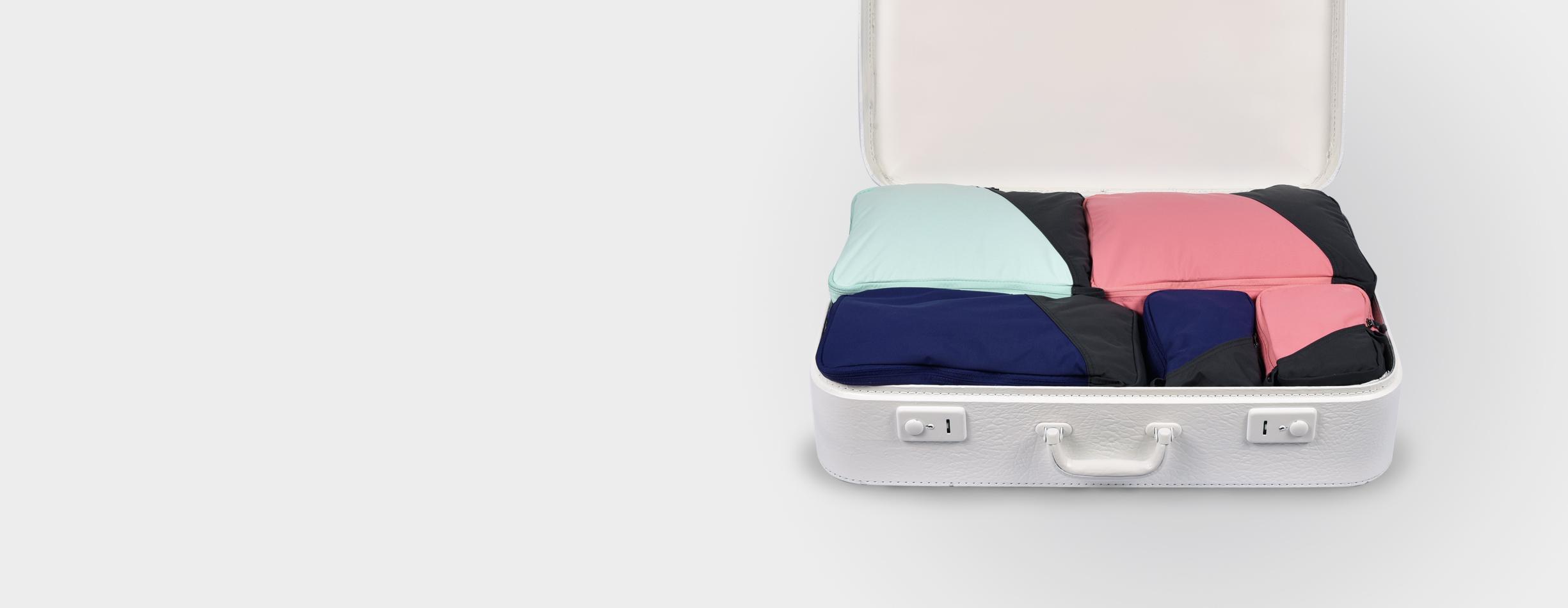 10 tips för att packa smartare